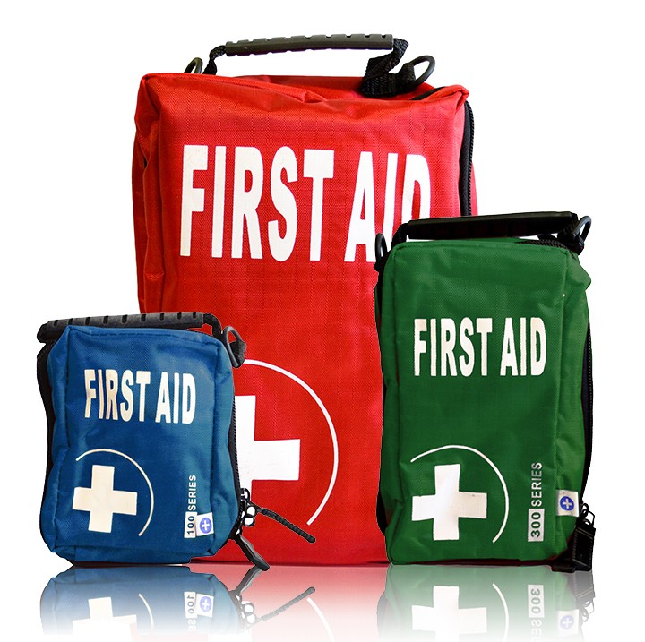 Empty First Aid Bags