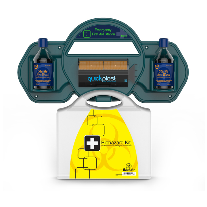 Station With Biosafe Kit