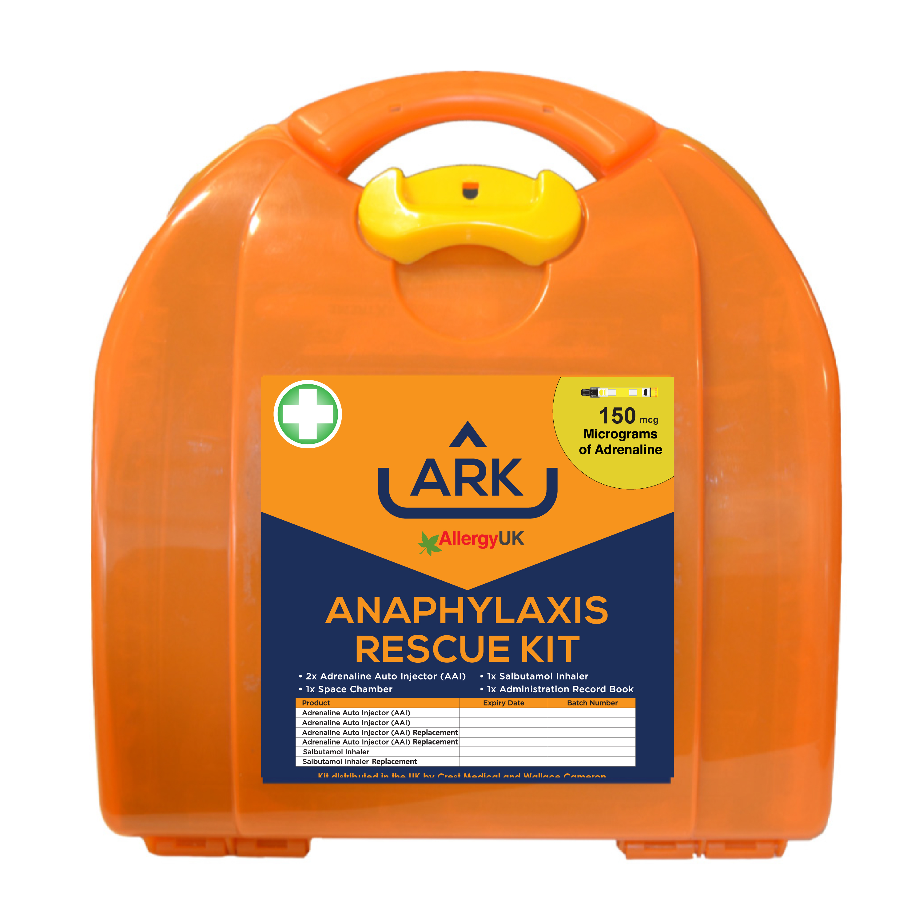 Anaphylaxis & Asthma Kits