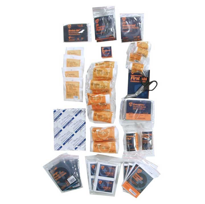 First Aid Kit Refills -  BS 8599-1 Compliant