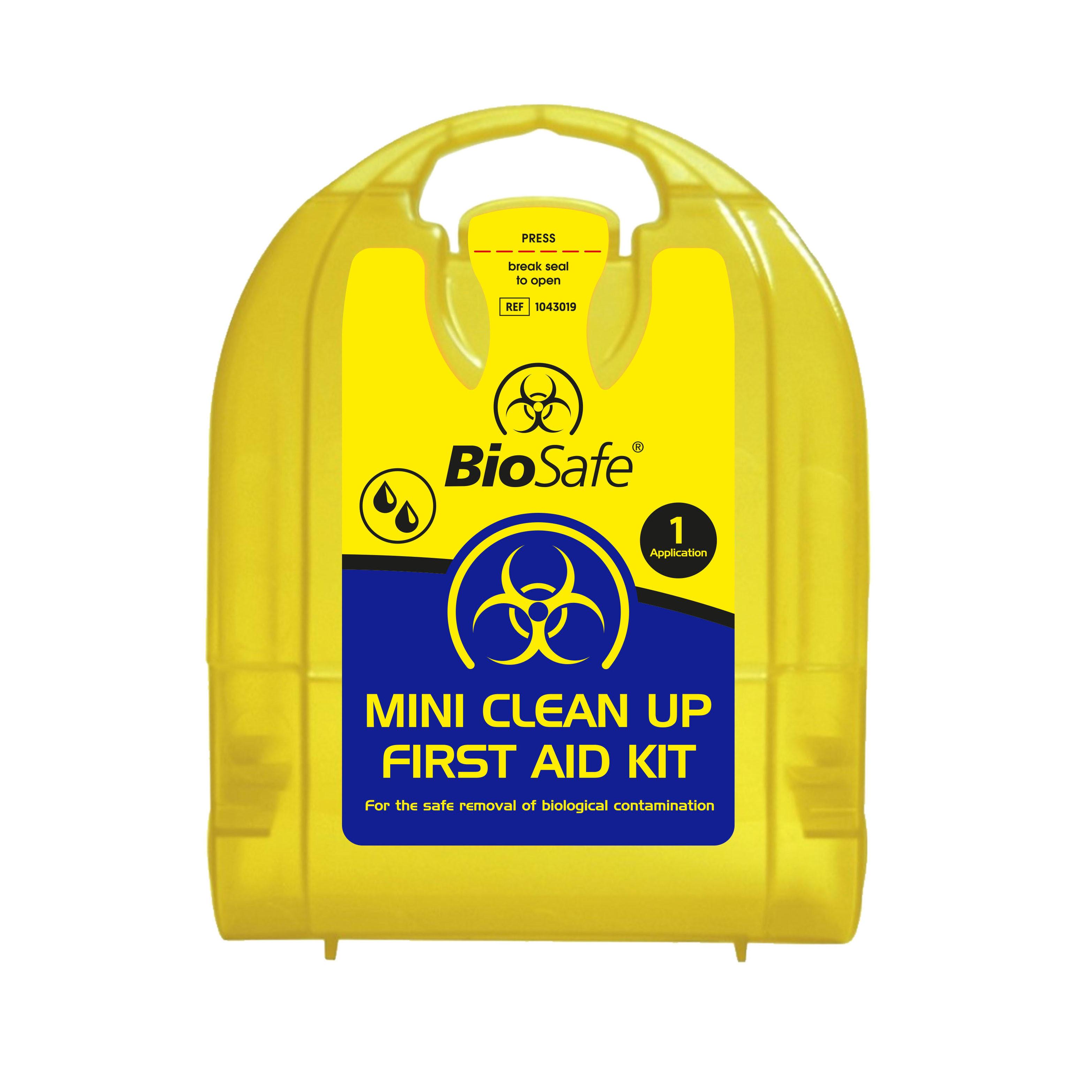 Mini Body Fluid Clean-Up Kit (1 Application - MICRO)