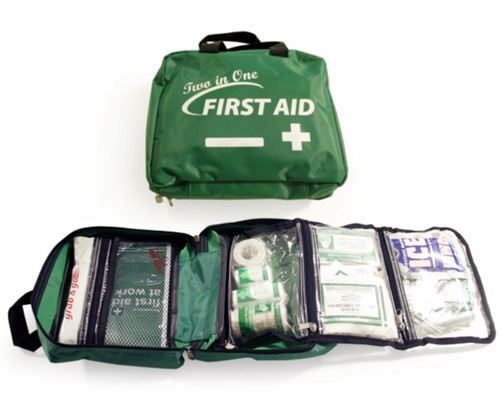 Two-in-One First Aid Kit