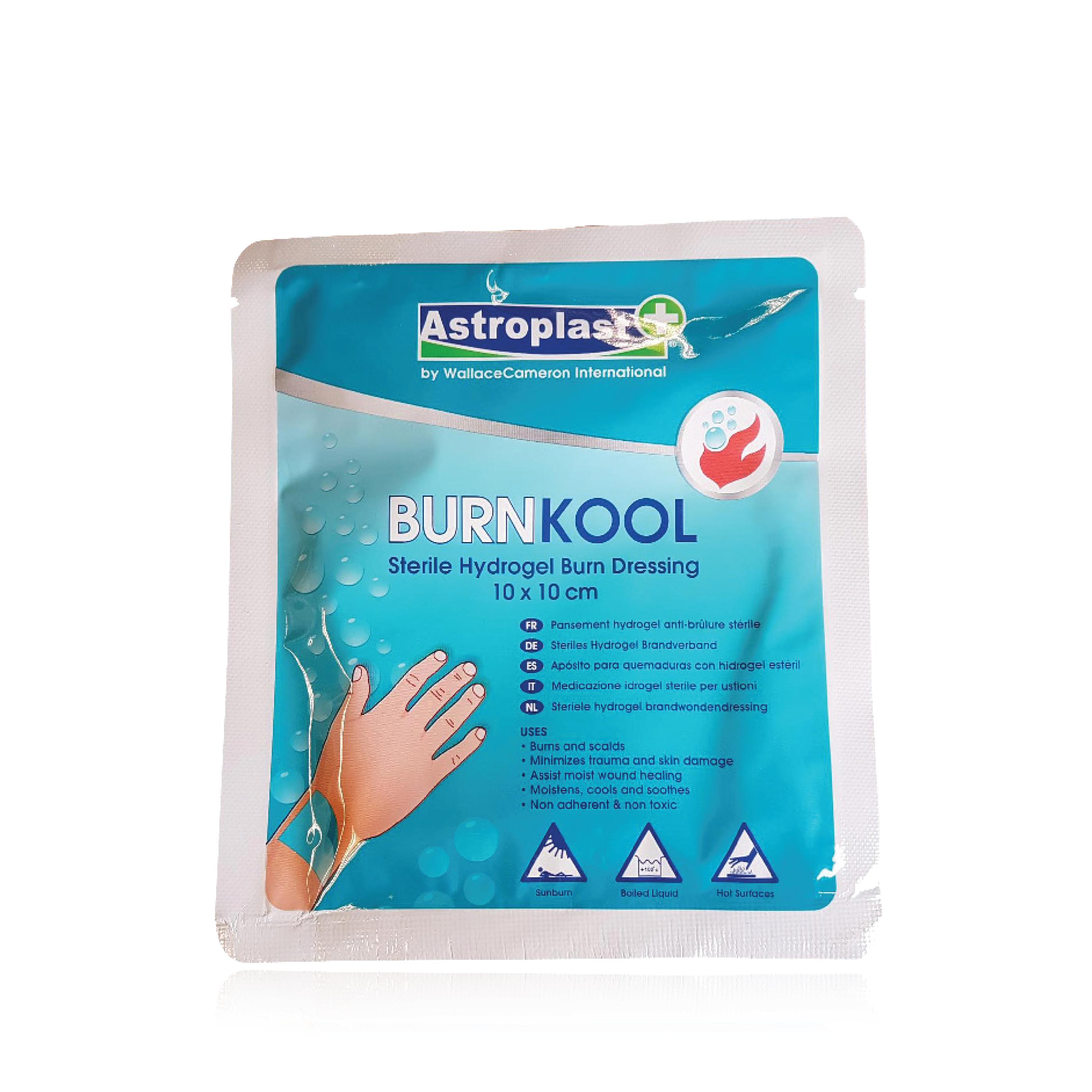 BurnKool Dressing 10cm x 10cm