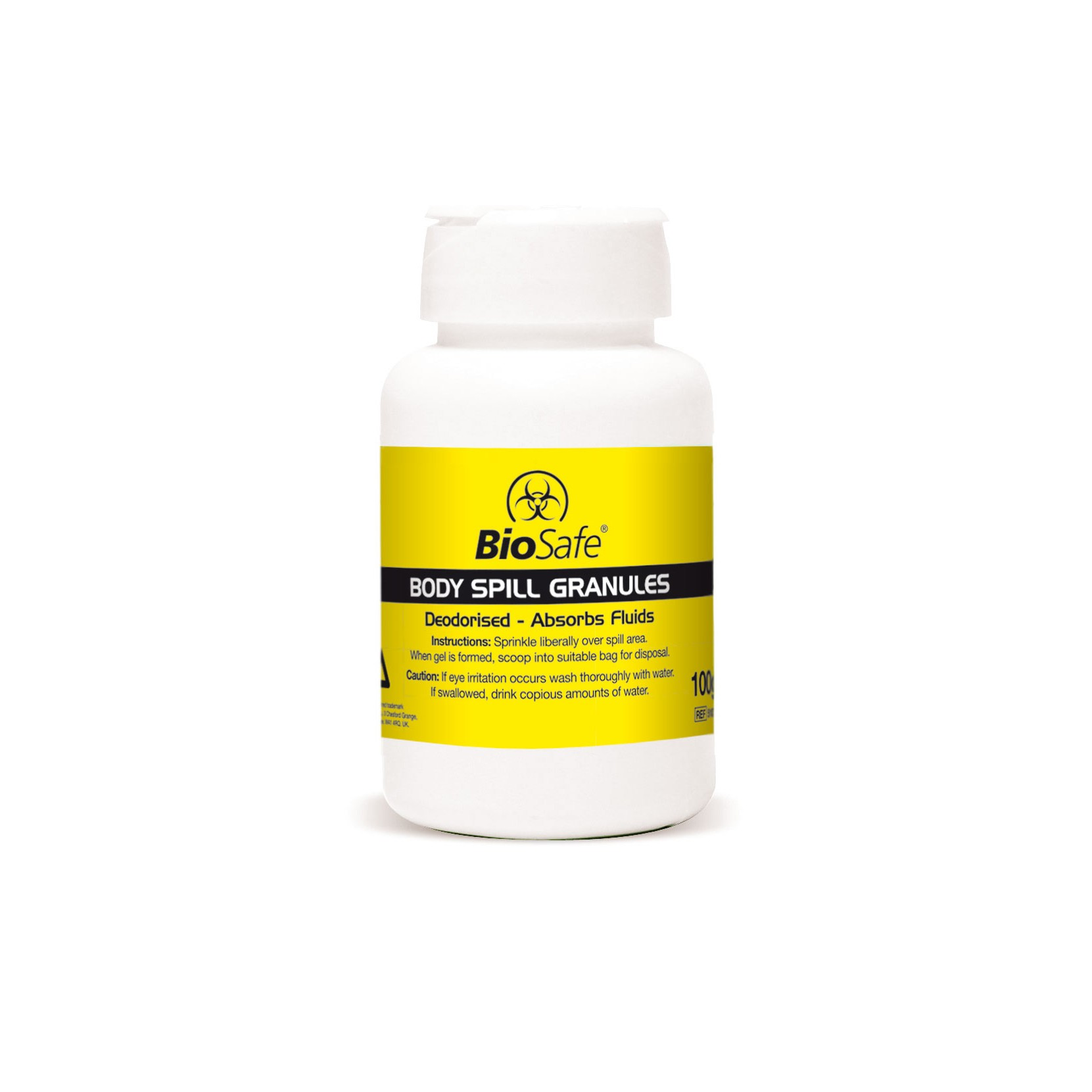 Super Absorbent Granules 100g - Bottle