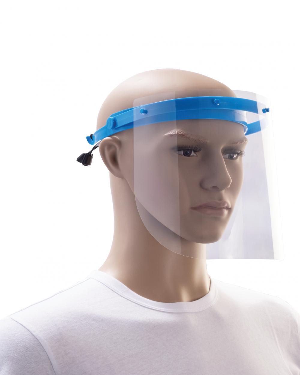 McKinnon Flip-Up Face Shield