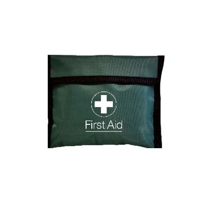 Small First Aid Kit In Envelope Pouch