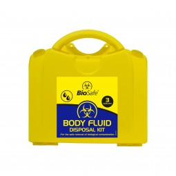 Body Fluid Clean-Up Kit (3 Application – PGB Medium)