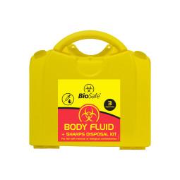 Body Fluid & Sharps Disposal (3 Application – PGB Medium)