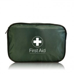 First Aid Large Zip Bag
