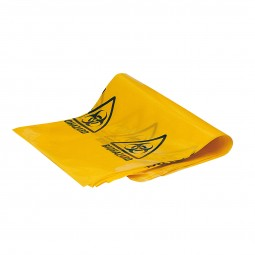Yellow Clinical Waste Bags - (Large) Pack of 100