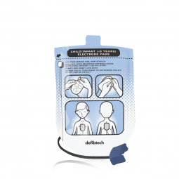 Child Defibrillation Pads (Semi & Fully Automatic)