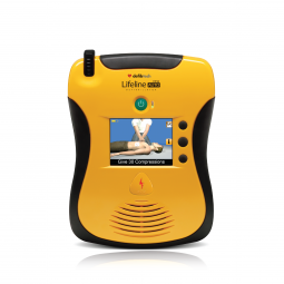 Lifeline VIEW Semi-Automatic Defibrillator
