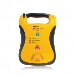 Lifeline Semi-Automatic Defibrillator with Standard Capacity