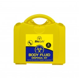 Body Fluid Clean-Up Kit (2 Application – PGB Small)