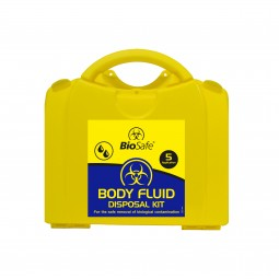 Body Fluid Clean-Up Kit (5 Application – PGB MIDI)