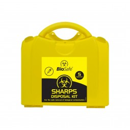 Sharps Disposal Kit (5 Application - PGB Large)