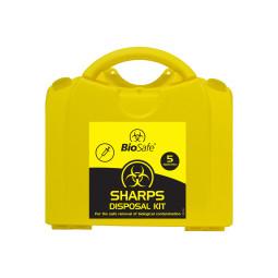 Sharps Disposal Kit (5 Application - PGB Large)