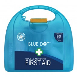 Travel and Motoring First Aid Kits - BS 8599-1:2019 Compliant
