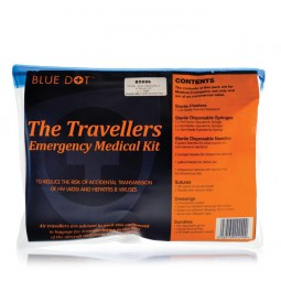 Travellers Emergency Medical Kit