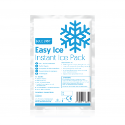 Easy Ice (Small) Multi-Language Disposable Instant Ice Pack