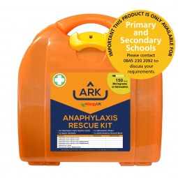 Emergency School Junior 150mcg Anaphylaxis Rescue Kit