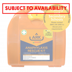 Emergency School Senior 300mcg Anaphylaxis Rescue Kit