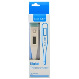 Blue Dot Digital Thermometer
