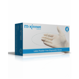 McKinnon Medical Latex Powder-Free Gloves