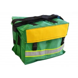 6 Compartment First Response Bag