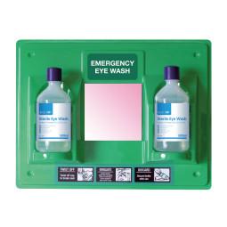 Green Eye Wash Station