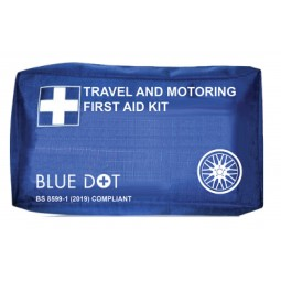 BS 8599-1:2019 Travel And Motoring First Aid Kit