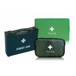 PCV First Aid Kit - Bag