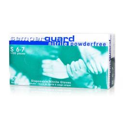 Glove Industrial Nitrile - Powder Free - Non Sterile