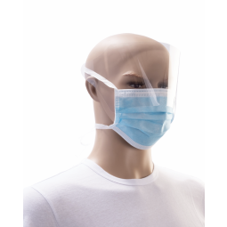 McKinnon 120 Face Mask with Visor – Tie On