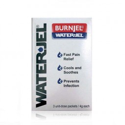 Burn Gel 4g Sachets