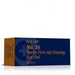 Eye Pad Dressing No.16