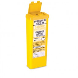 Sharps Disposal Container Bin (0.5 Litre)