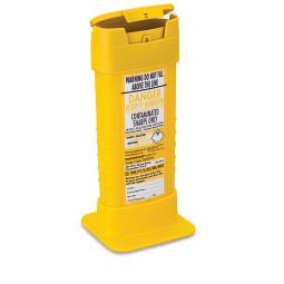 Sharps Disposal Container Bin (0.6 Litre)