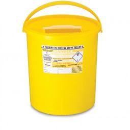 Sharps Disposal Container 24Ltr