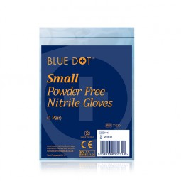 Nitrile Gloves - 1 Pair Small