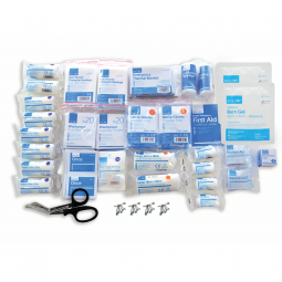 BS 8599-1:2019 HOME AND WORKPLACE/CATERING FIRST AID KIT REFILL