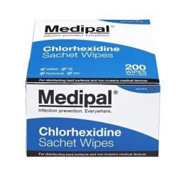 Medipal Chlorhexidine Wipes