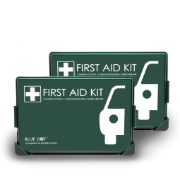 BS 8599-2:2014 Motorist First Aid Kits