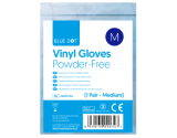 Nitrile, Vinyl and Latex Gloves